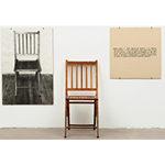 Joseph Kosuth's One and Three Chairs (1965)