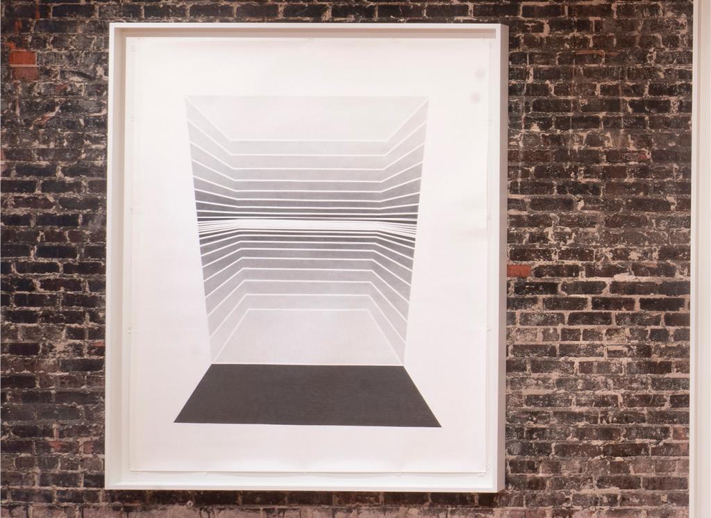 Aili Schmeltz's Object/Window/Both/Neither XXXVI (2018)