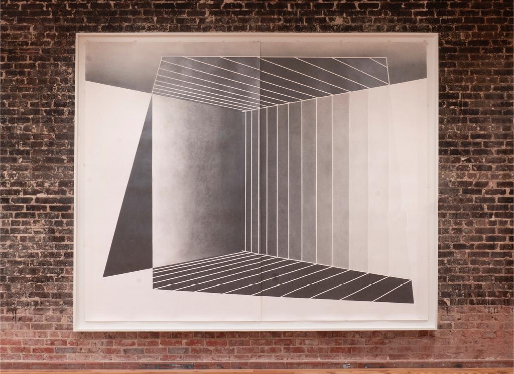 Aili Schmeltz's Object/Window/Both/Neither XXXV(2018)