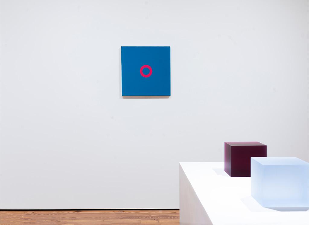 Olivier Mosset's Untitled (1987)