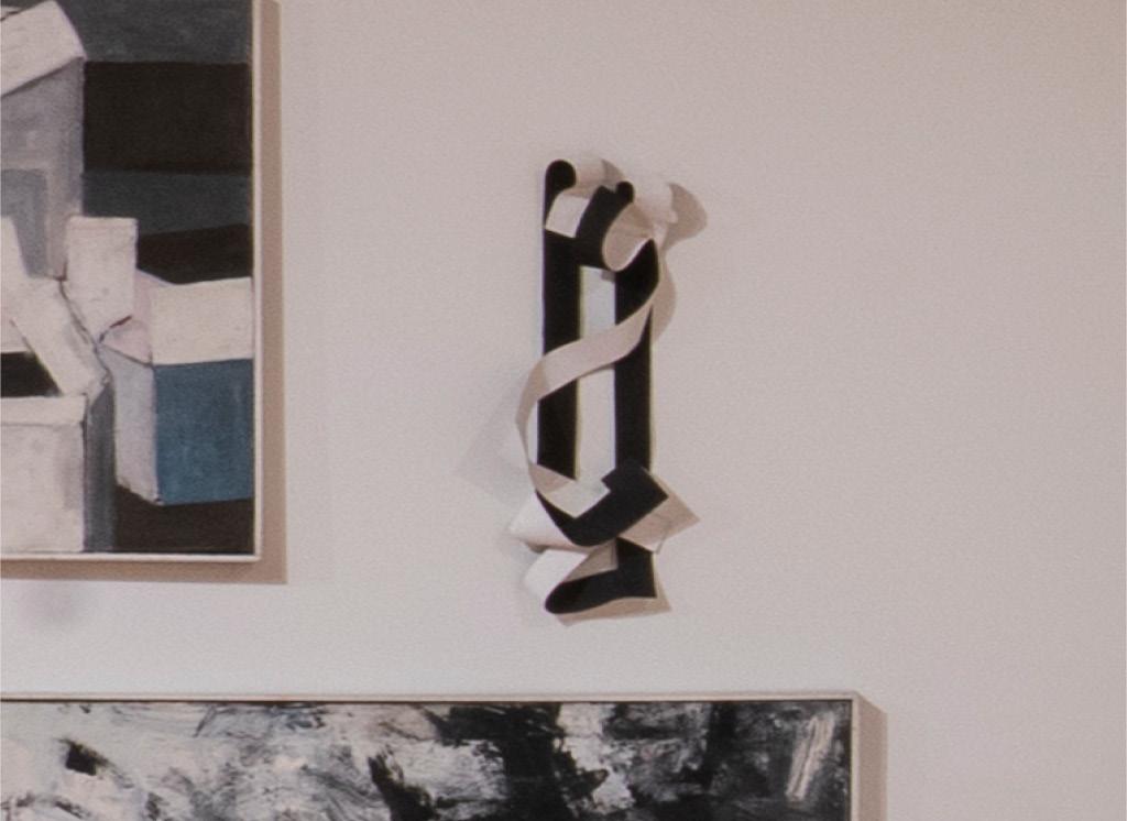 Robert Barber's L Relief (c. 1980s)