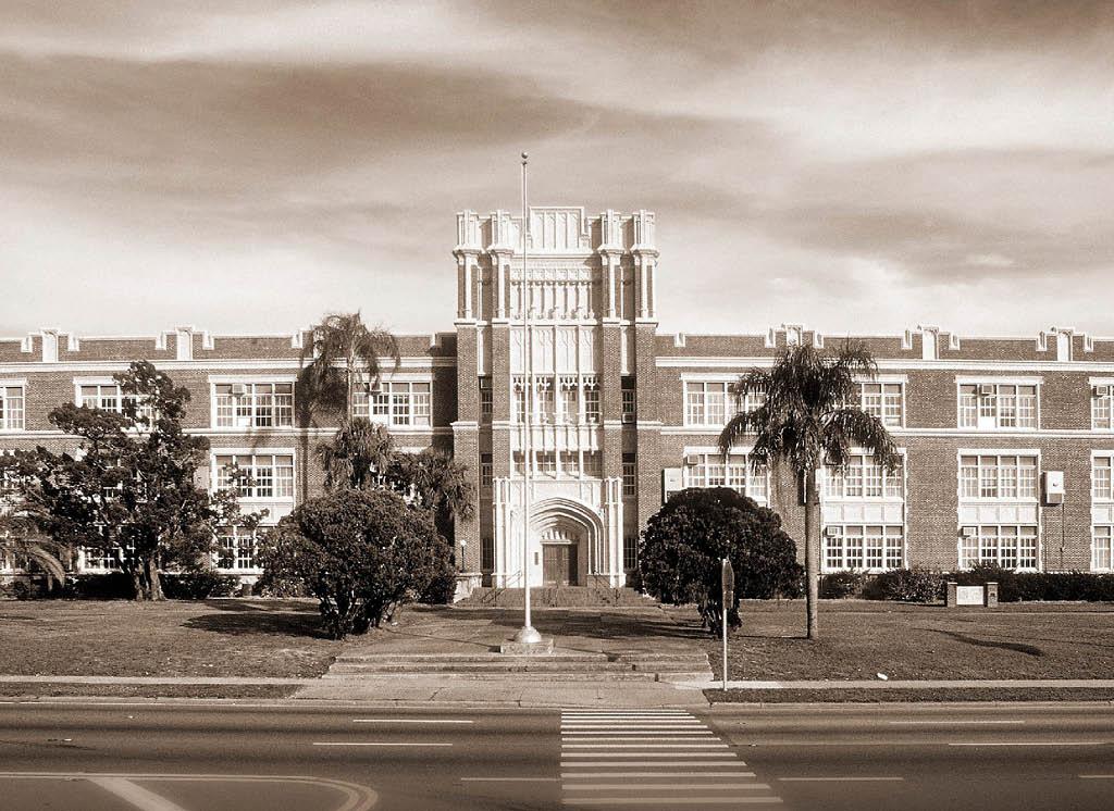 Sarasota High School, M. Leo Elliott Building