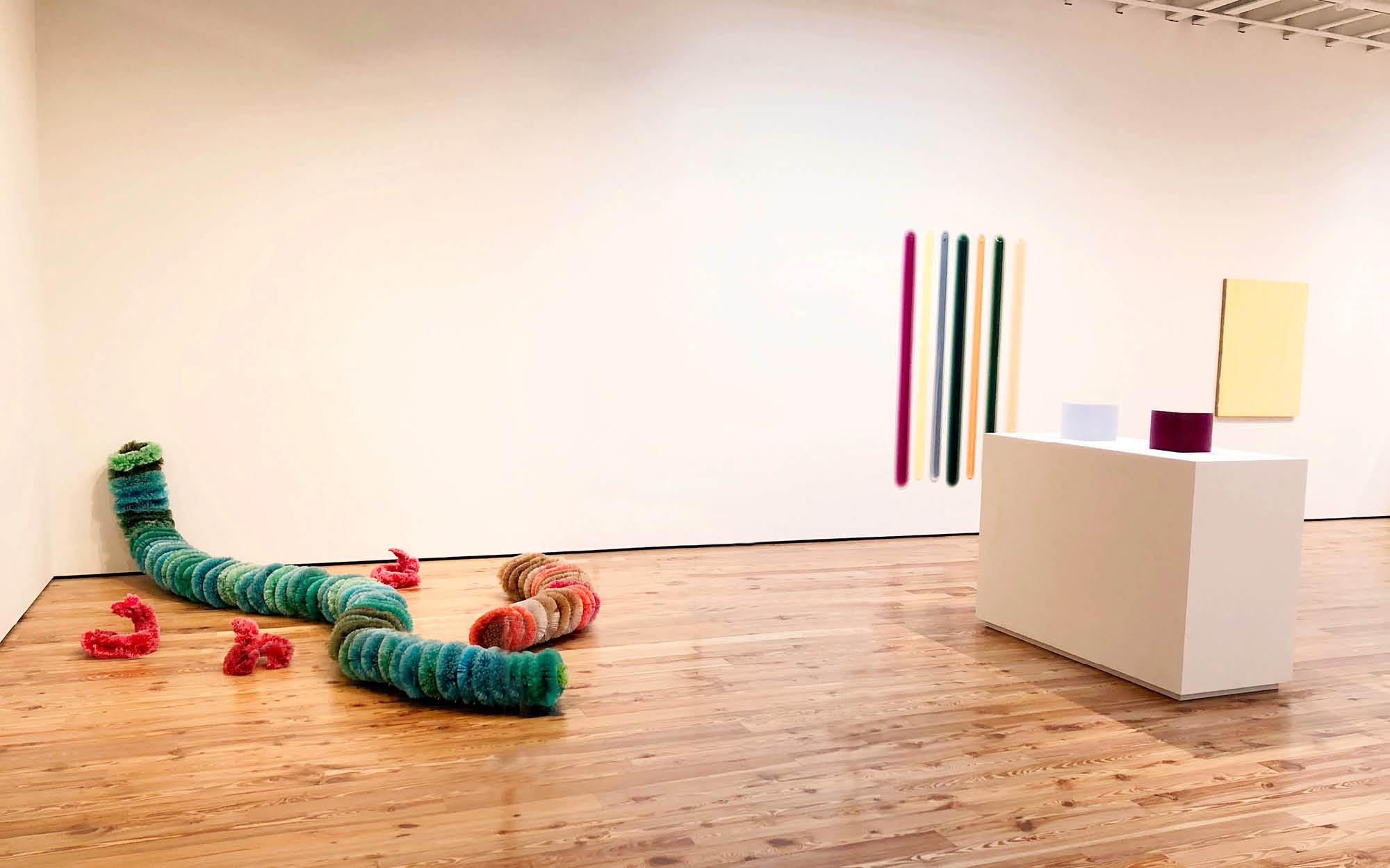 John & Charlotte Suhler Gallery at Sarasota Art Museum